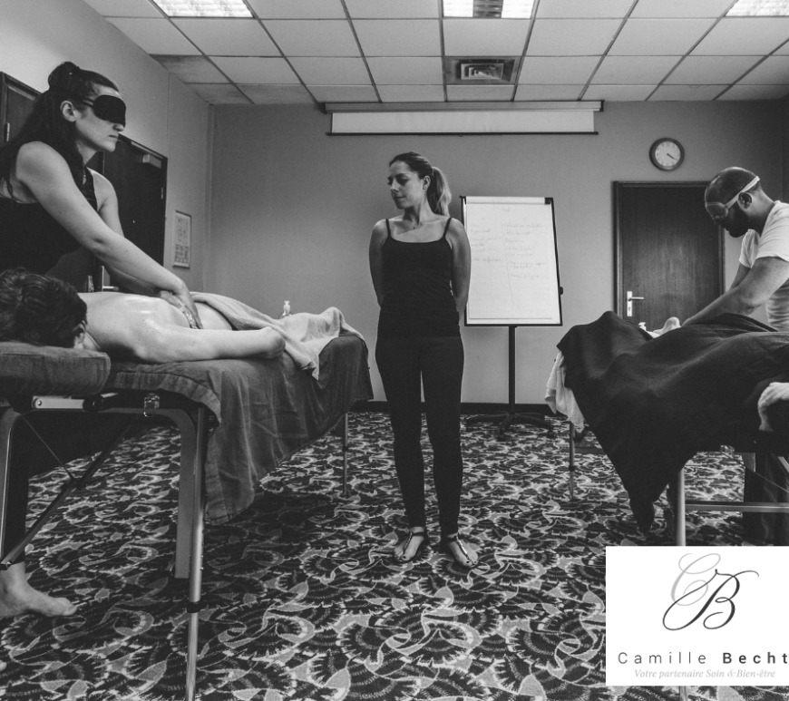 Formations spa praticiens de Camille Becht