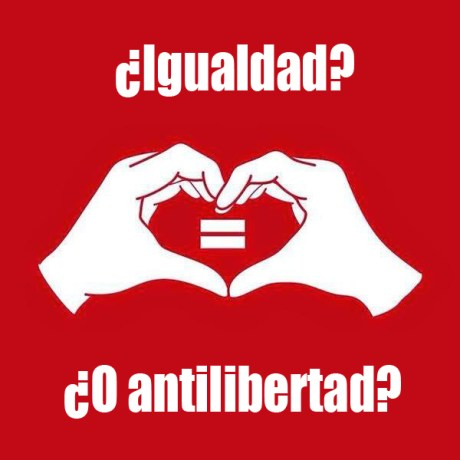 union civil antilibertad