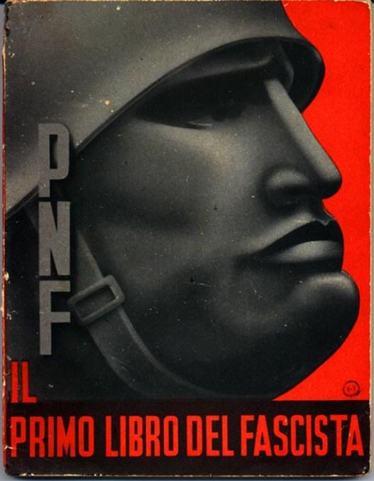 el duce fascismo