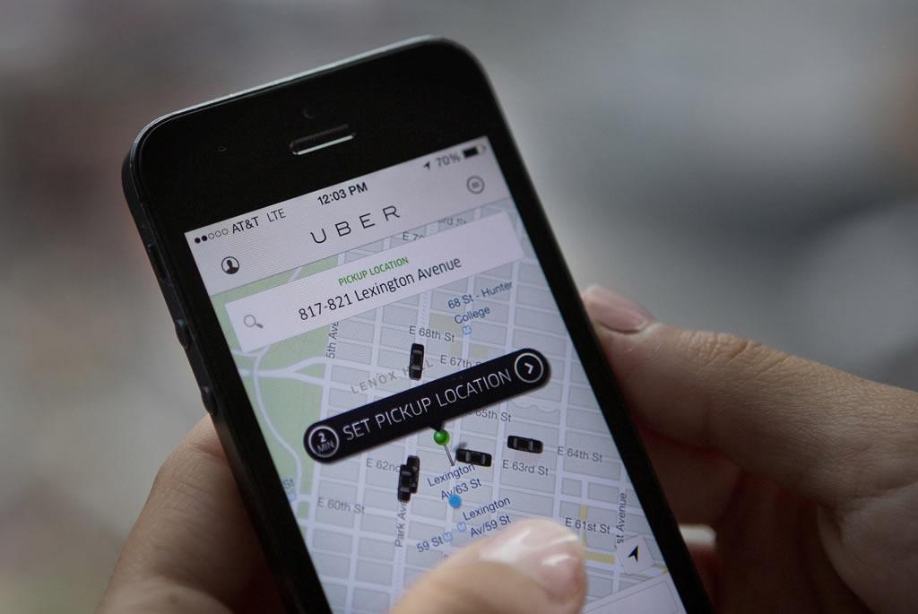 Uber lanza su tarjeta de débito