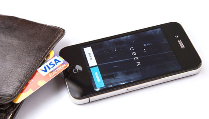 tarjeta debito Uber