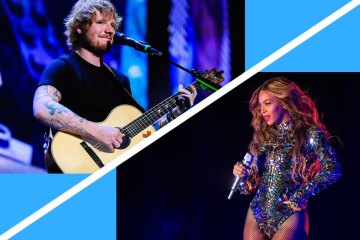 Ed Sheeran ft. Beyonce