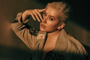 Christina Aguilera The Liberation Tour