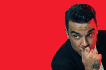 Robbie Williams live Las Vegas