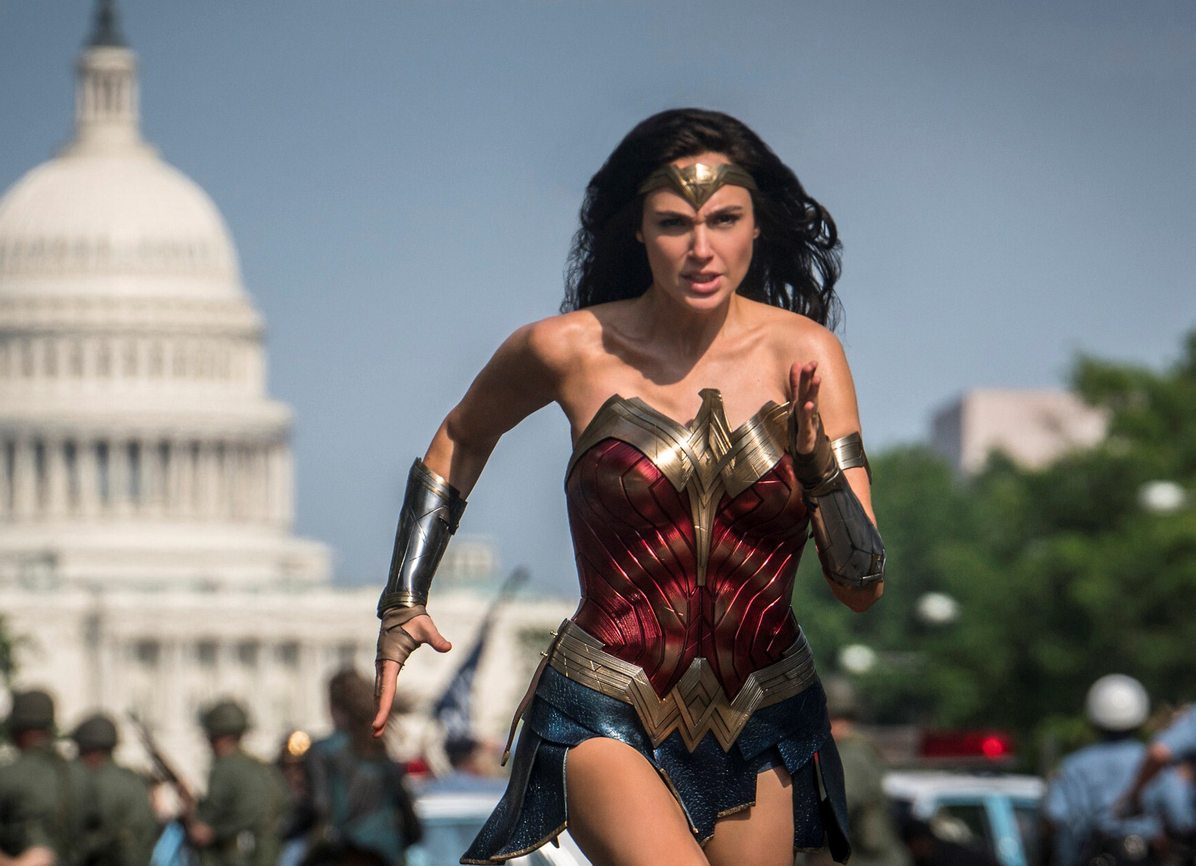 'Wonder Woman 1984' se estrenará en cines y streaming simultáneamente