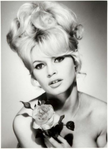 Brigitte Bardot dans l'intimité
