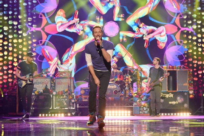 Coldplay A Head Full Dreams Tour