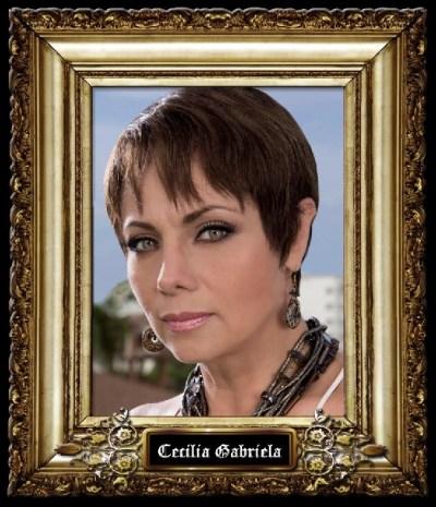 Cuadro Cecilia Gabriela