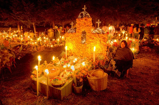 Dia de Muertos Patzcuaro
