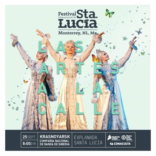 Festival Internacional Santa Lucia 2015