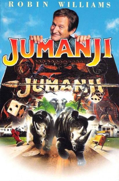 Jumanji remake