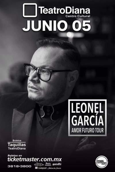 Leonel Garcia Teatro Diana