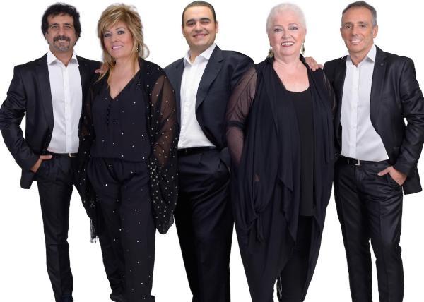 Mocedades Teatro Diana