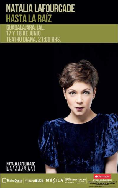 Natalia Lafourcade Teatro Diana