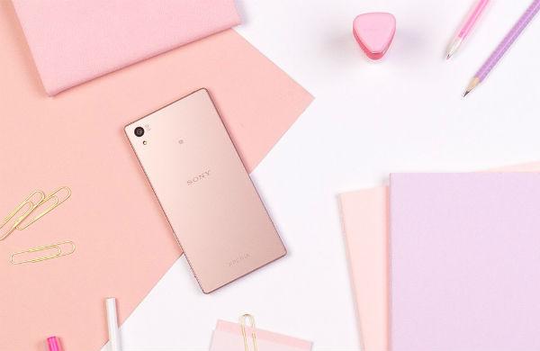 Sony Xperia Z5 rosa