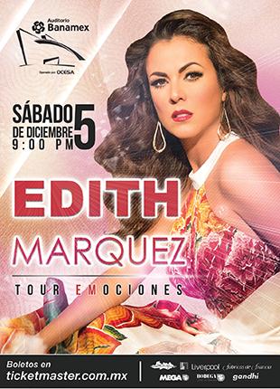 Edith Marquez Auditorio Banamex