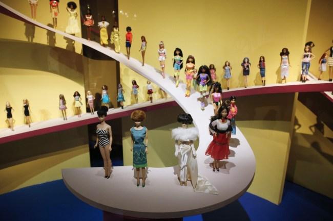 exposicion Barbie.