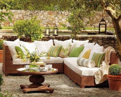 Muebles para jardín… ¿Cómo elegirlos? - Pasa EL Tip