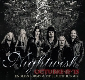 nightwish nota