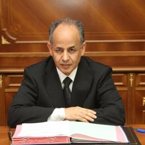 El primer ministro mauritano Moulay Ould Mohamed. /Sahara Media