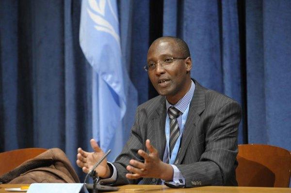 El relator especial de la ONU sobre Racismo, Mutuma Ruteere. / ONU Photo
