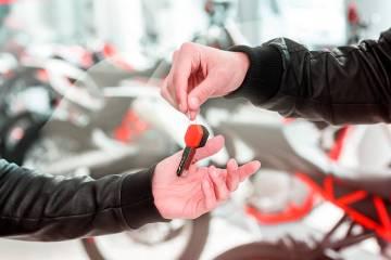 Tipos de motos para trabalhar
