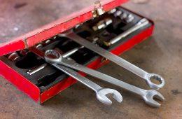 Kit de ferramentas para motos