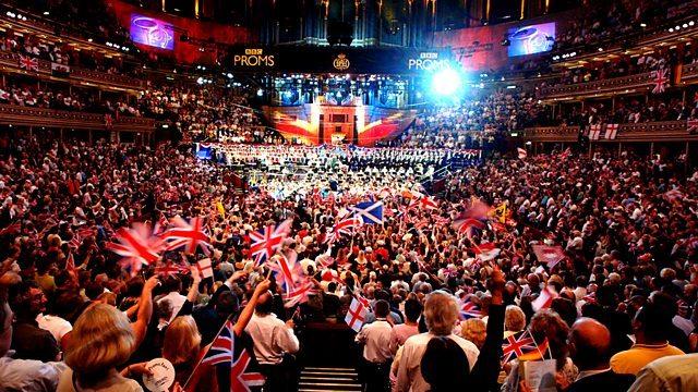 Albert Hall - The Last Night of the Proms