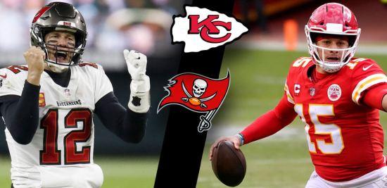 Brady vs Mahomes