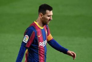 Messi eliminado
