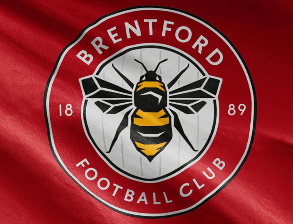 Escudo del Brentford.