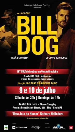 """Espetáculo """"Bill Dog"""""""