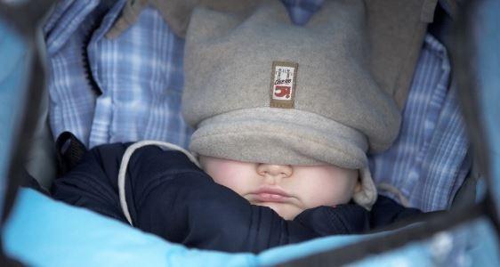 Agasalhar Demais O Bebê Pode Causar Febre E Desidratação