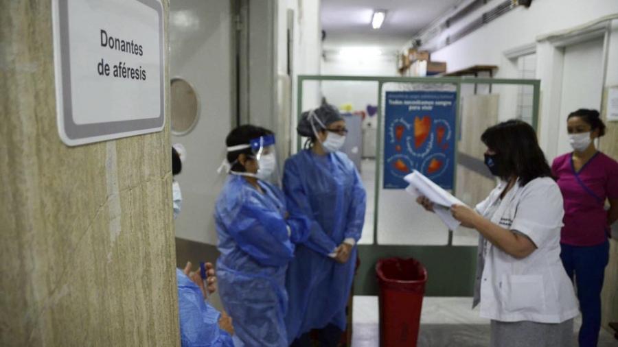 casos positivos covid argentina