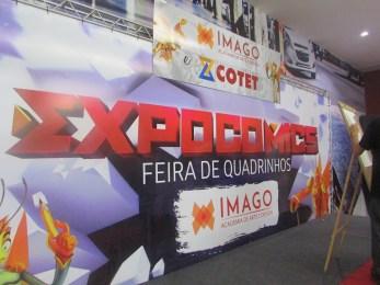 EXPOCOMICS – Feira de Quadrinhos em Taubaté 2016