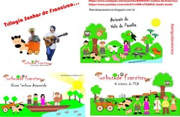 Sonhos de Francisco – Contos do Vale do Paraíba