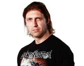 Bruno Sutter, criador do Detonator, no Anime Friends