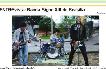 Banda Signo XIII – Entrevista