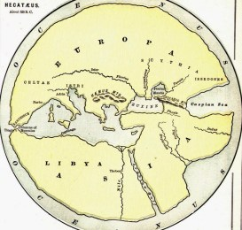 A Ciência transforma o mundo: Anaximandro