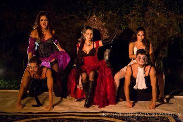 DeFlora-te: espetáculo teatral interativo