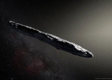 OUMUAMUA – O Asteroide Interestelar