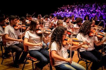Concerto de Natal da Orquestra Sinfônica Juvenil Carioca