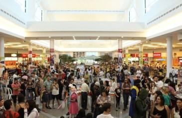 Vale Expocomics é a atração do fim de semana no Pátio Pinda