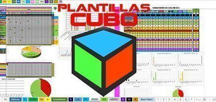 Plantillas profesionales para entrenadores (CUBO)