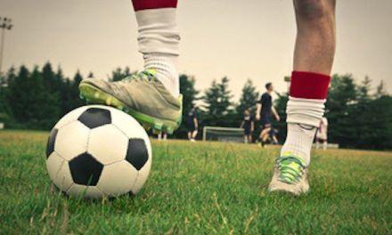 Ejercicios de futbol uno contra uno