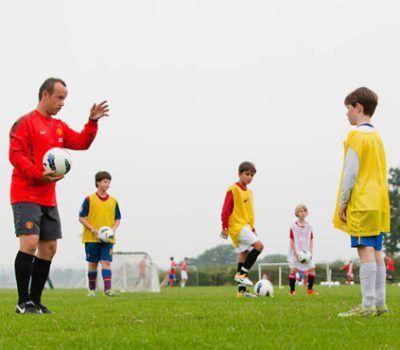 Preparación Física en el futbol infantil