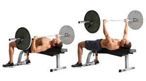ejercicios para ponerse en forma press