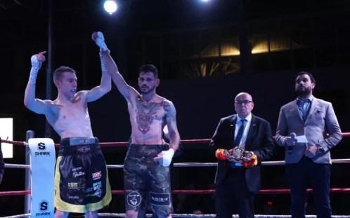 john Carter victor bonet boxeo, pelea, combate, noticia, entrenar, campeon, españa, superpluma
