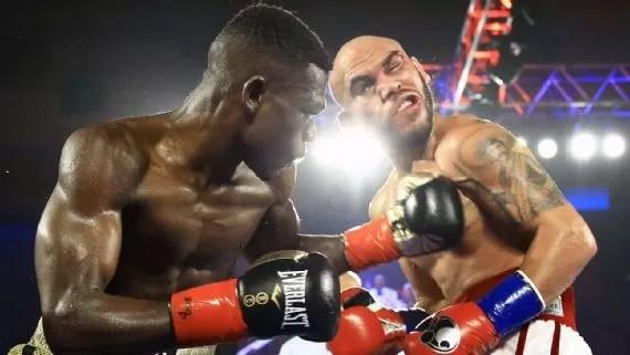 noticias de boxeo commey beltran, campeon, combate, cinturon, resumen, boxeadores