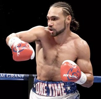 keith thurman combate contra pacquiao el 20 de julio, noticias de boxeo, entrenar boxeo, boxeadores, velada, campeon